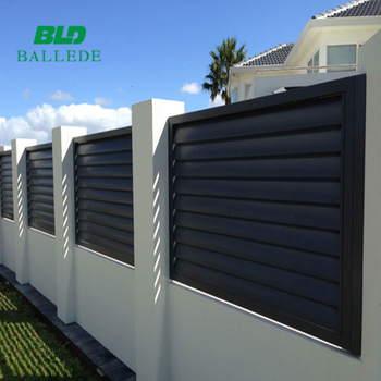 Composite Swimming Pool Fencing panels swimming pool adjustable ...