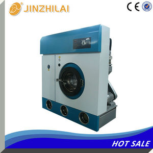 6kg small dry cleaning machine for clothes