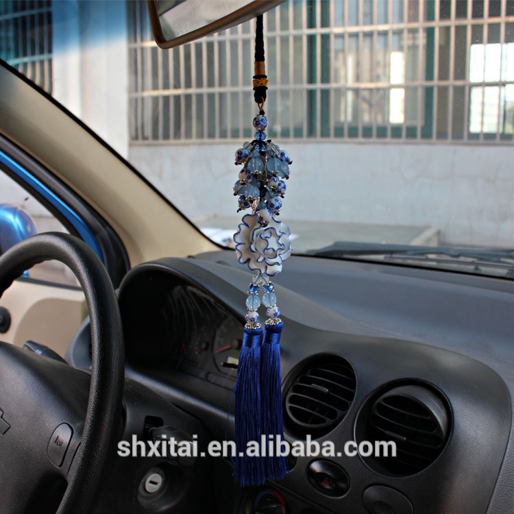 China goods new coming personalized car hanging ornament