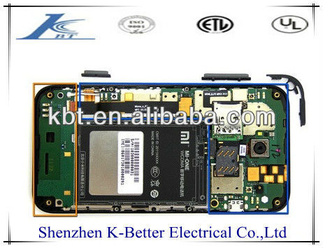 Celling pcb circuit board,mobile phone parts motherboard/nokia mainboard