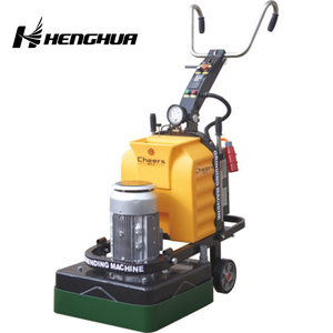 Epoxy Concrete Grinding Machine And Hand Polishing Machine