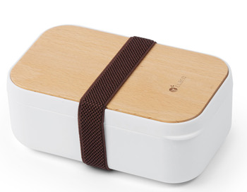 Lunch Box Kitchen  Food Storage Containers with Bamboo Lid