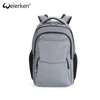 ada82f32db Grey 2017 Thailand Nylon Backpack Satchel School Bag For Teens - Buy ...