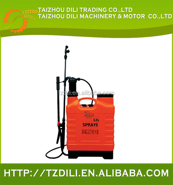 Cheap 16 liters agriculture manual plastic knapsack sprayer
