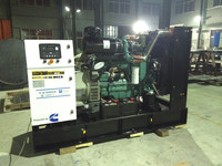 120KVA diesel open type generator set price with 6BTA5.9-G2 engine
