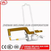 Portable spot welding equipment
