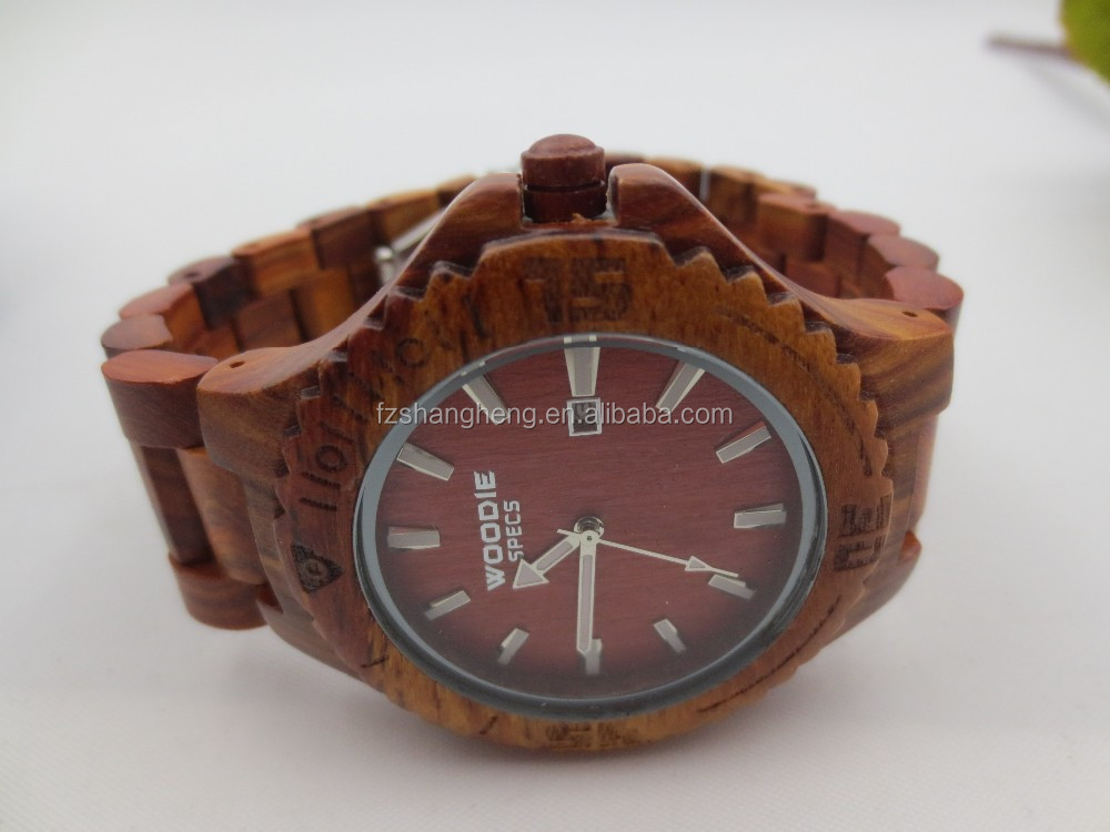 Factory price,fast <strong>delivery</strong> time,100% natural wooden watches