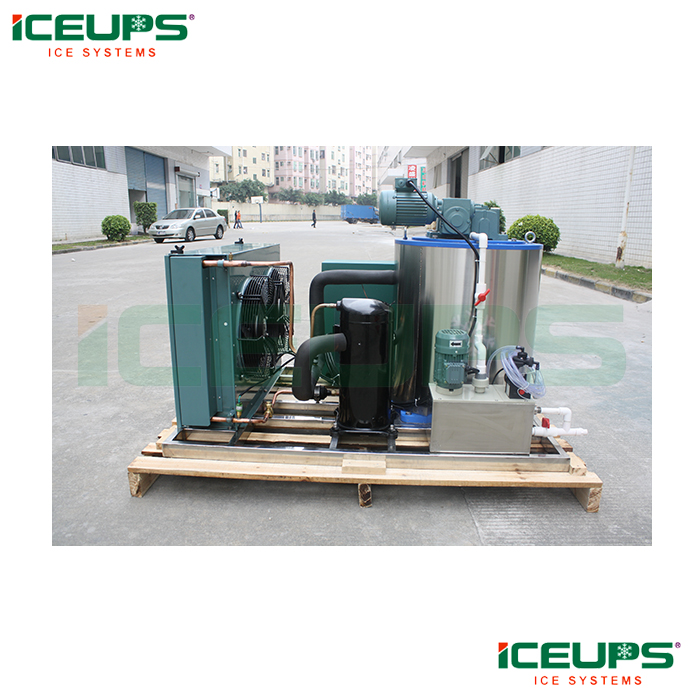 Manufacturer industrial 10ton ice flake machines