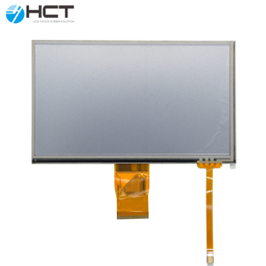 7 inch Touch Screen LCD Monitor with 4 wire resistive touch
