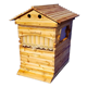 More type Flow hive wholesale for buyer, bee flow hive include 7pcs honey flowing frame,plastic flow frame sale