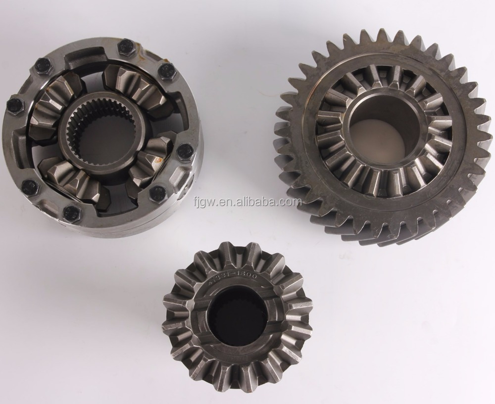 truck differential planetary gear pinion gear