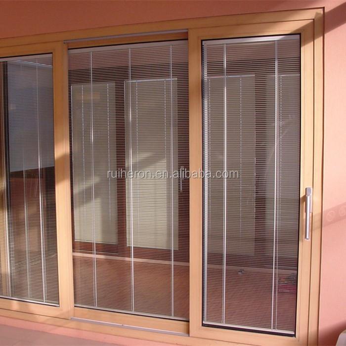 Wholesale inside sliding doors online buy best inside for Motorized sliding door blinds