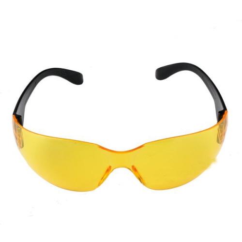 Безопасный сейф очки спорт лаборатория глаз защиты защитное очки желтый линзы