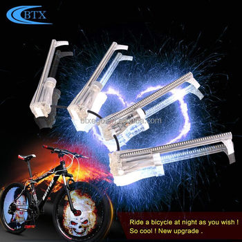 2016 super cool waterproof rechargeable usb bike bicycle light bike light set bicycle accessory