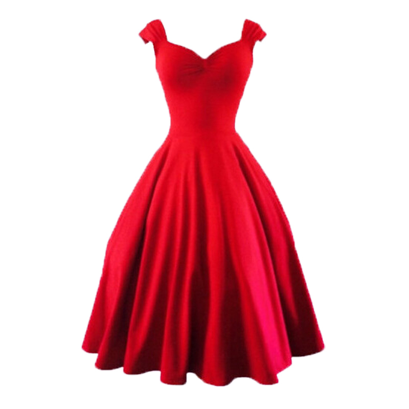 ed90b510b20 Buy Audrey  39  Hepburn Style 1950s 60s Vintage Inspired Rockabilly Swing  50s Evening Party Dresses for Women Plus Size in Cheap Price on  m.alibaba.com