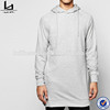 wholesale urban clothing custom hoodies raglan sleeves longline hoodies men