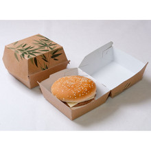 Hamburger Box Template Suppliers And Manufacturers At Alibaba