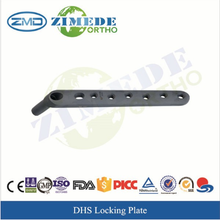 Orthopedic Implant Trauma Fixing DHS 130 Degree Locking Plate