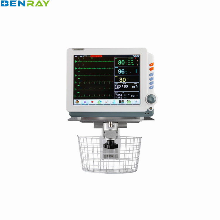 Br Screen Wire | Br Pm14 12 Inch Best Patient Fetal Heart Monitor Color Tft Screen