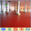PVC sponge sport flooring for gym / vinyl floor
