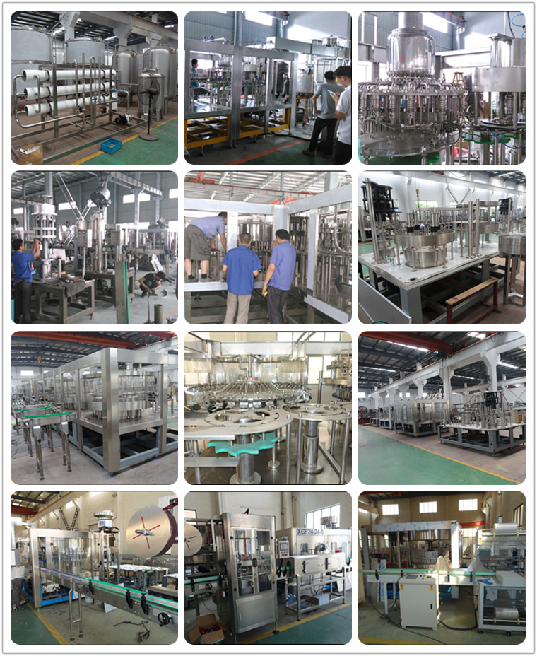 Automatic soap or laundry liquid detergent filling, capping and labeling machine line with cap feeder for 3 L jar