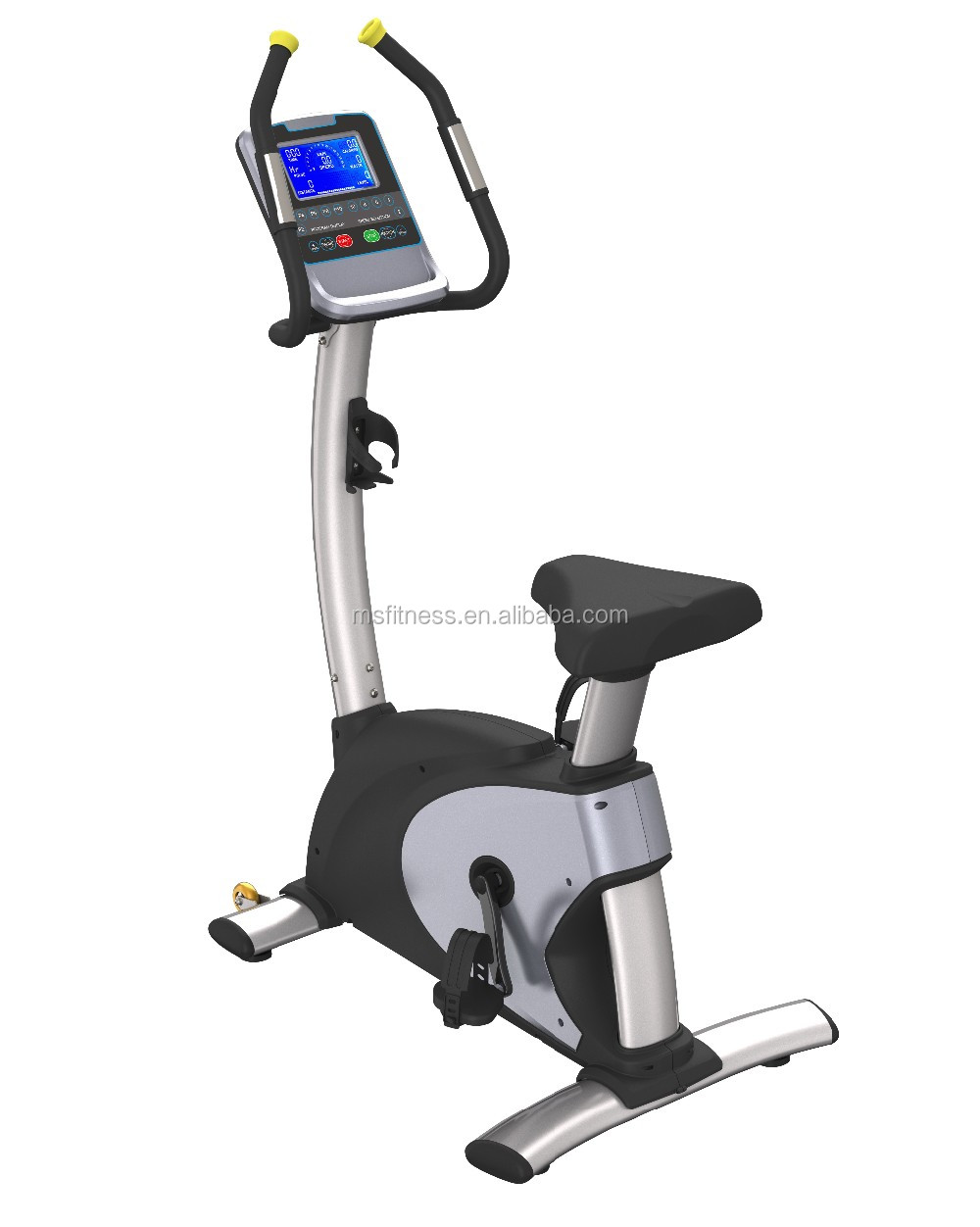 Commercial upright magnetic bike with high quality