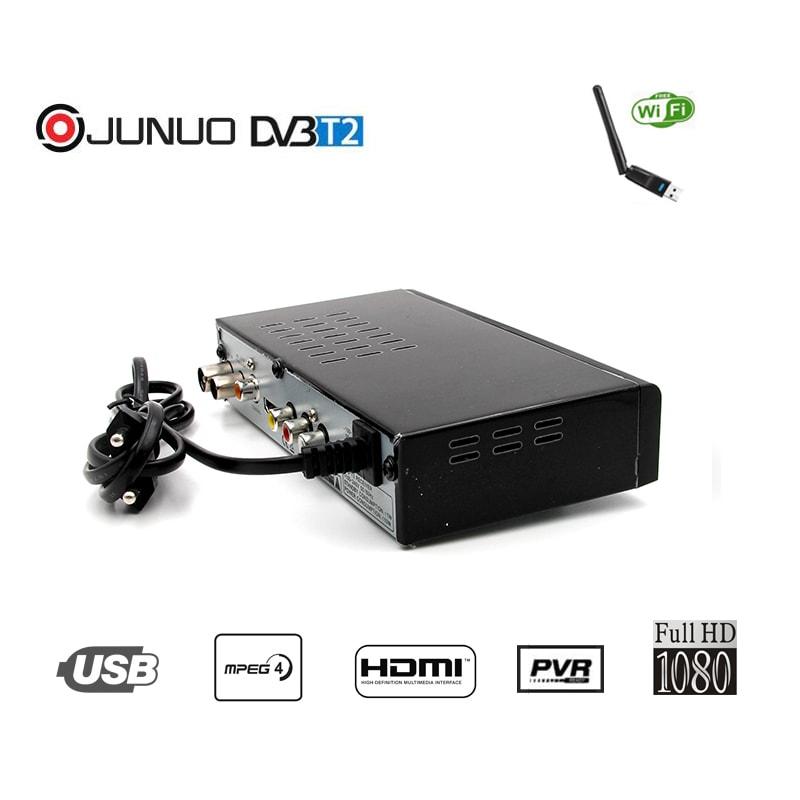JUNUO ISDB-T  Digital TV Converter TV Box Setting Box   Full HD TV Box
