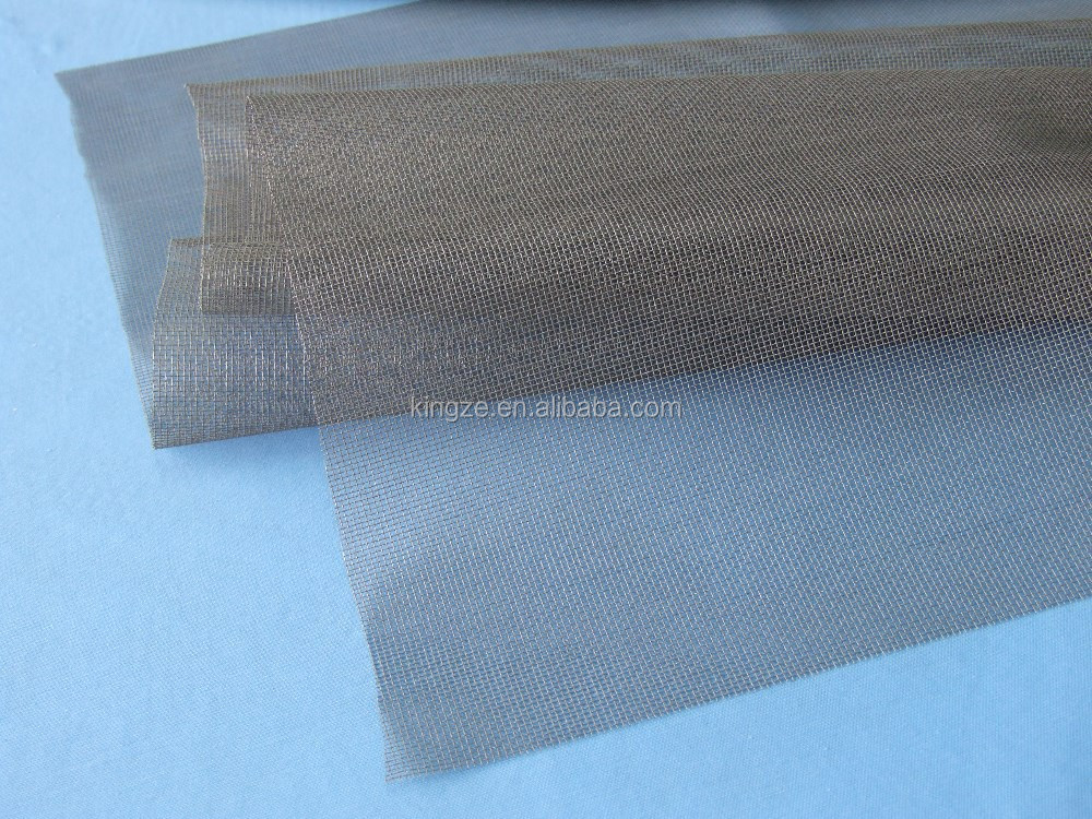 new product 2m width fiberglass window screen for insect 120g m2