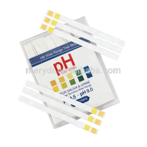 ph test strips Saliva & Urine pH Strip