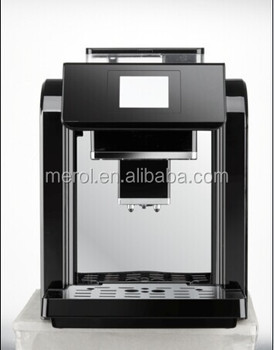 one touch cappuccino machine