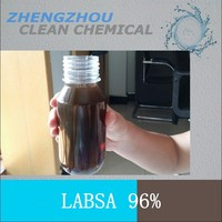 Good Price LABSA 96% Linear alkylbenzene sulfonic acid
