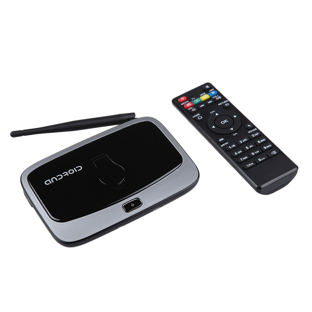 1080P Bluetooth Android TV Box RK3188 Quad-core Q7S Media Player 2G/8GB 2MP Cam