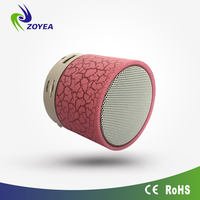 Mini music car speaker with FM music box mini speaker