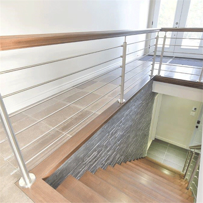 Removable Stair Handrail Stainless Steel Handrail ...