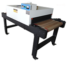 T-shirts screen printing machine with movable dryer screen printing tunnel dryer