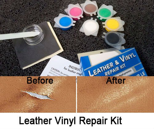 Leather Vinyl Repair Kit Exported to the U.S. and Europe