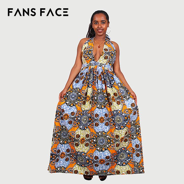 3098fac63 Logotipos personalizados Africana ropa para damas