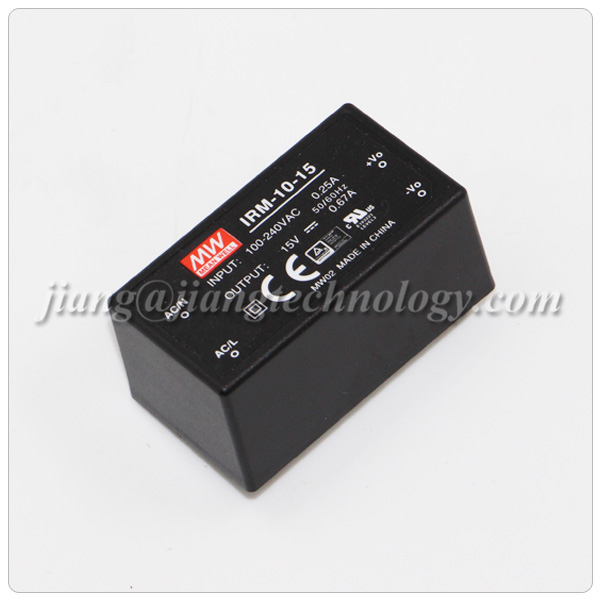 Meanwell Output 12V Dali 5V OPEN FRAME Nsd10-12S12 Irm-10-5 2A 10W Single DC Power Supply