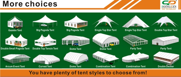 Flexible steel stretch pole tent marquee for weddings and outdoor event 18x24m from China tent manufacturer  sc 1 st  Alibaba & Flexible Steel Stretch Pole Tent Marquee For Weddings And Outdoor ...