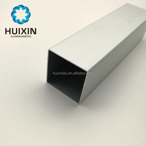 advanced building construction materials cheap extruded aluminium tube