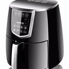 LCD disital display no oil Electric air Fryer 2018