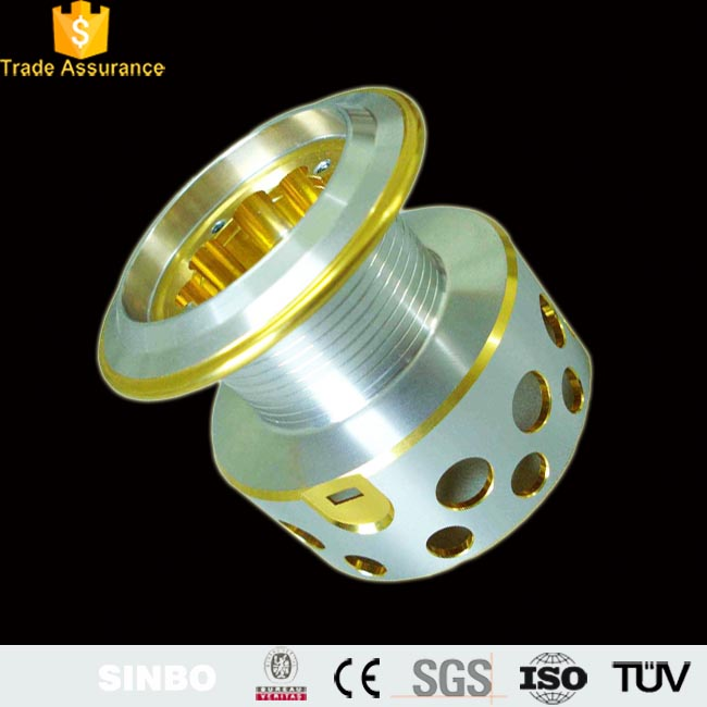 Precision aerospace manufacturing components rapid prototyping commercial aviation parts supplier