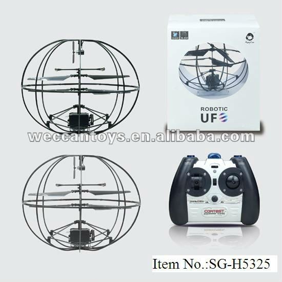 2012 New 3.5CH I/R mini RC Flying Ball