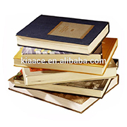 Customized hardcover printing custom journal cheap paperback book printing