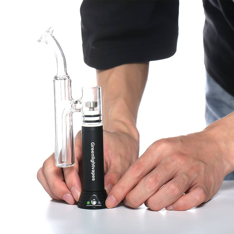 Hot New G9 Greenlightvapes Mini Henail Dab Rig Enail <strong>Kit</strong> Wax Dry Herb Vaporizer Pen Vape <strong>Kit</strong>