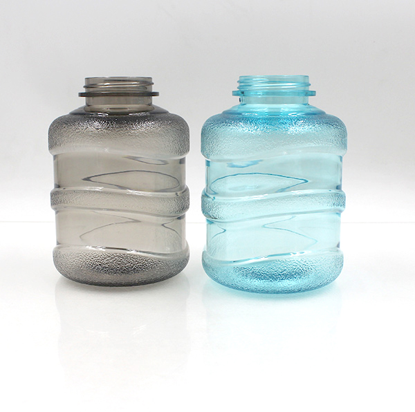 New design reusable barrel shape 300ml bpa free water bottle for travel use