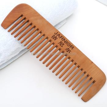 Portable Travel Small Eurotech Wooden Hair Brush