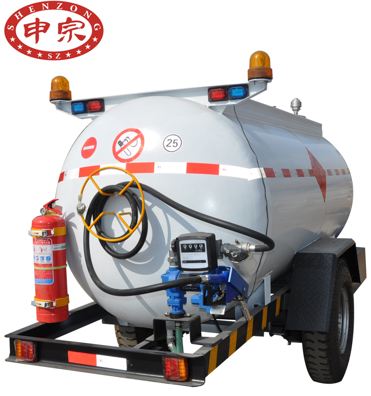 2000 Litre Jet A1 Fuel Trailer To Be Used On Public Roads - Buy 2000 Litre  Fuel Trailer,Jet A1 Fuel Trailer,Trailer To Be Used On Public Roads Product