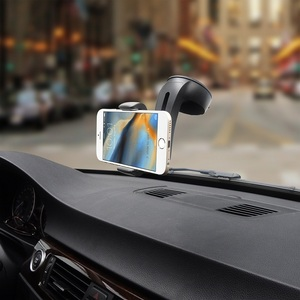 360 Rotation Sucker Magnetic silicone mobile phone holder