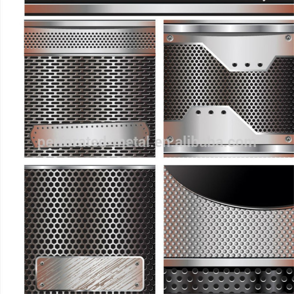 The Latest Product Perforated Aluminum Wire Mesh/perforated Aluminum ...